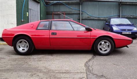 lotus esprit s1 lotus esprit s1 sold cars for sale chelmsford essex
