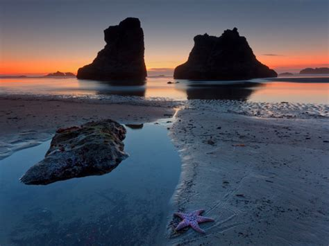 Most Beautiful Places In America by Information About Bandon In Oregon Location Map Facts