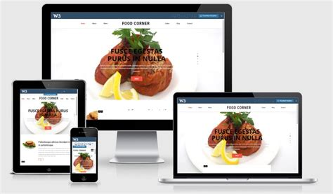bootstrap templates for restaurant free download 30 responsive html5 bootstrap based free restaurant