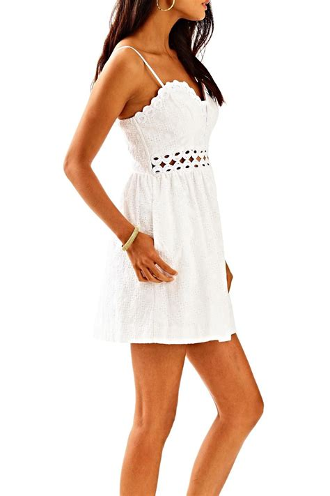 Rika Dress lilly pulitzer rika fit and flare dress from sandestin golf and resort by island clothiers