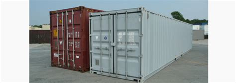 Mobile Homes Interior by 40ft Standard Container Vs 40ft High Cube Container