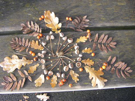 nature materials nature mandalas dawnchoruseducational