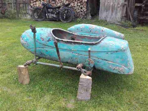 Motorrad Oldtimer Hersteller by Beiwagen Duna Fur Awo 425 Bestes Angebot Und