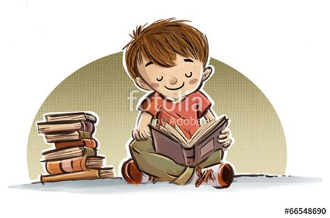 japanese illustration now libro de texto para leer en linea quot ni 241 o leyendo libros quot stock photo and royalty free images on fotolia com pic 66548690