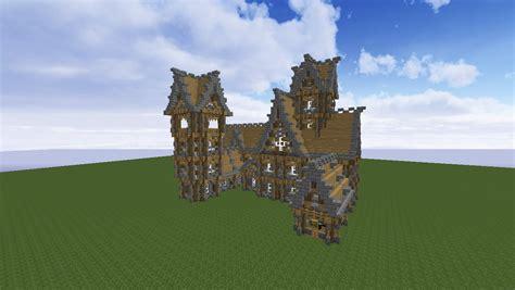 minecraft construction tutoriel maison m 233 di 233 vale partie