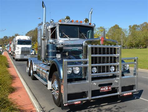 w model kenworth parts a beautifully restored w model kenworth took part in the