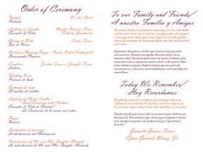 Wedding Program Wording Templates by Best Photos Of Wedding Program Format Sle Wedding