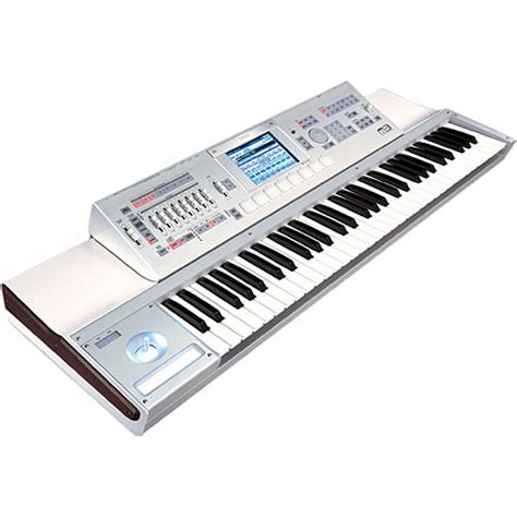 korg m3 61 61 key workstation sler keyboard m361 b h