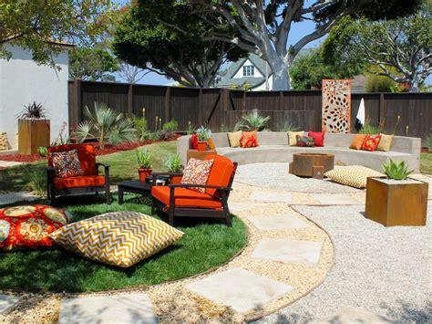 What Does Not In Backyard by Triyae Sunken Backyard Pit Various Design