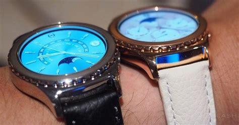 Smartwatch Samsung S3 tizen slashgear