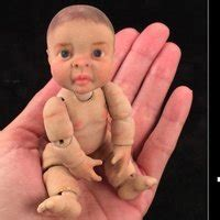 jointed doll 3d printer files 3d printed 3d jointed puppy by jazmy pinshape