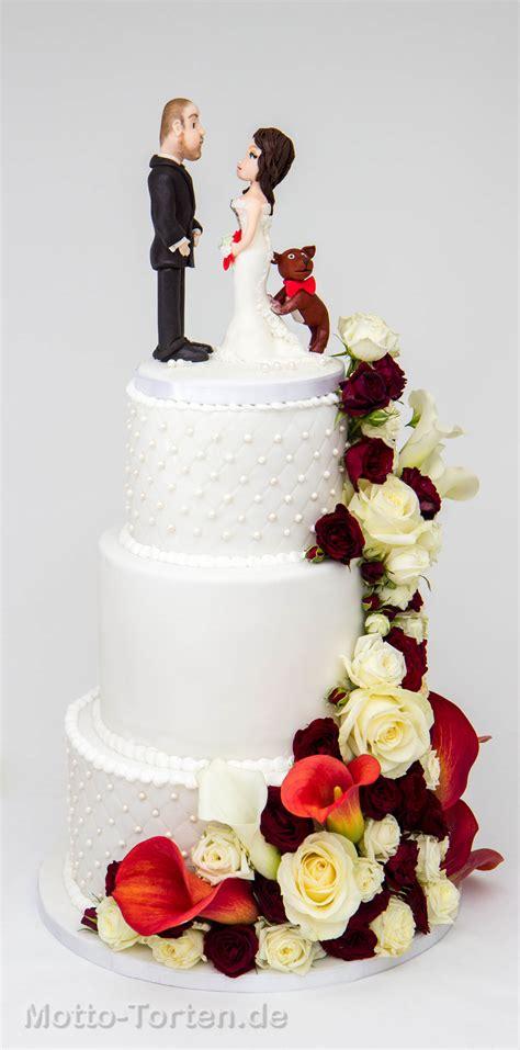Hochzeitstorte Mit Echten Blumen by Hochzeitstorte Mit Echten Callas Und Motto Torten De