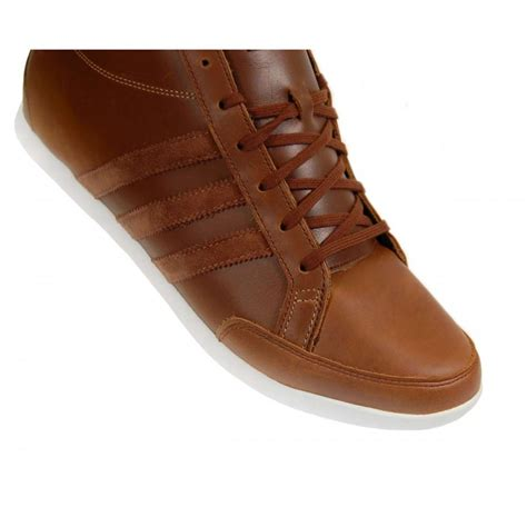 adidas originals adi up 5 8 strong brown mens shoes from attic clothing uk