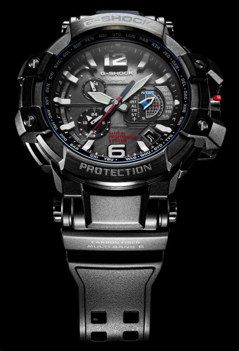 Gshock Time casio g shock gpw1000 is to combine gps
