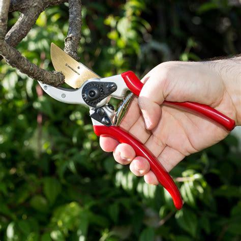 haus garten haus garten classicpro titanium bypass pruning shears