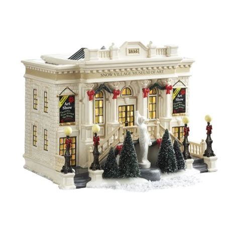 department christmas ideas product review for department 56 snow snow museum of gift ideas