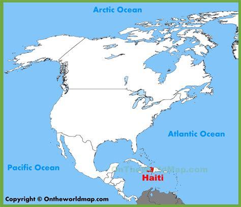 america map haiti haiti location on the america map