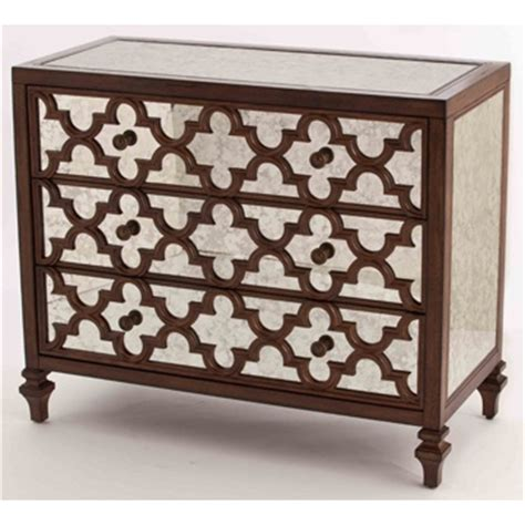 Moroccan Style Dresser by Fabulous Antique Style Moroccan Mirror Carved Wood Chest