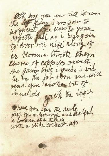 lettere di lo squartatore openshaw letter the ripper wiki