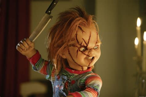 film chucky the killer doll curse of chucky writing myself into a hole