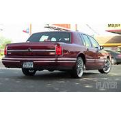 Displaying 15&gt Images For  2009 Lincoln Town Car Lowrider