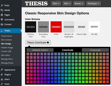 Thesis Themes Reviews by Thesis Theme Review Run A Killer Website With The Thesis