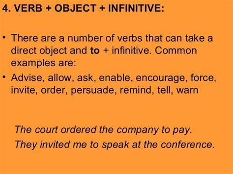 verb pattern remind verb patterns