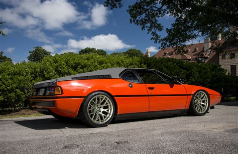 bmw m1 on 1m wheels by c4rs200 on deviantart