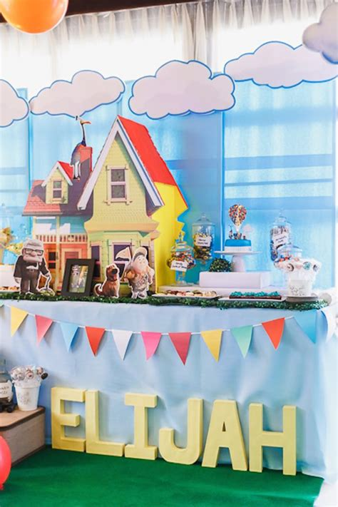 up themed birthday party kara s party ideas disney s quot up quot themed birthday party