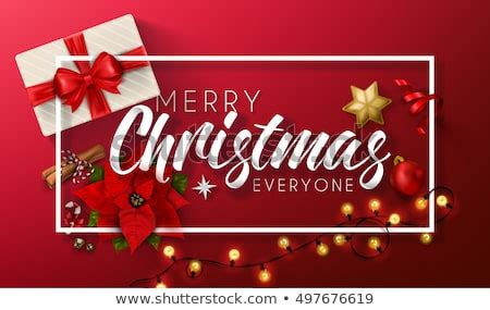merry christmas  vintage background typography stock vector  shutterstock