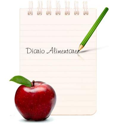 schema diario alimentare l importanza di scrivere un diario alimentare voglia di