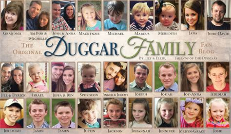 19 kids and counting family welcomes new member jessa duggar family blog updates pictures jim bob michelle