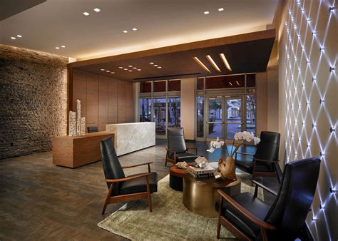 design lounge midblock residences us project delta light