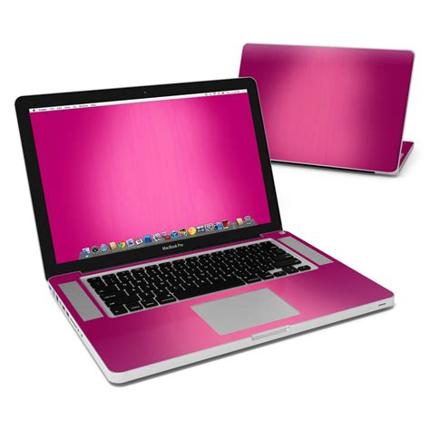 Apple Pink Macbook Pro pink burst macbook pro 15 inch skin covers 15 inch