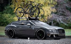Shooting Brake A Bentley Continental Shooting Brake Yay Or Nay