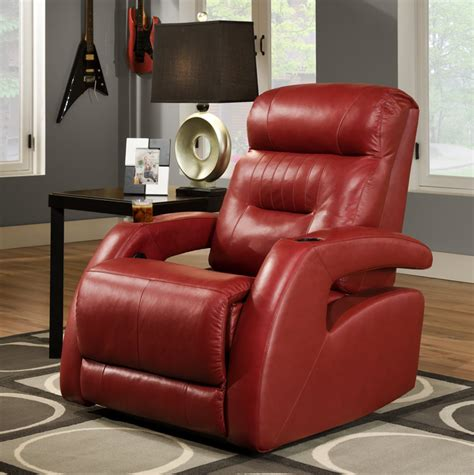 Viva 2577 Home Theater Recliner Southern Motion 2577 Reclining Home Theater Sets In Leather Or Microfiber