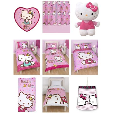 hello kitty accessories for bedroom official hello kitty bedding bedroom accessories