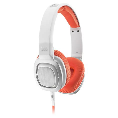 Headphone Jbl J55 jbl j55 high performance on ear headphones with jbl drivers and rotatable ear cups