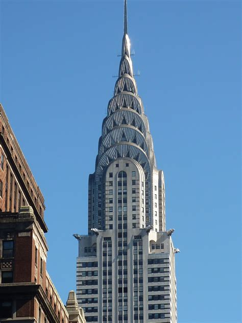 Chrysler Building by Chrysler Building Pictures To Pin On Pinsdaddy