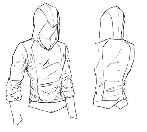 hoodie design drawings beaked hoodie forums