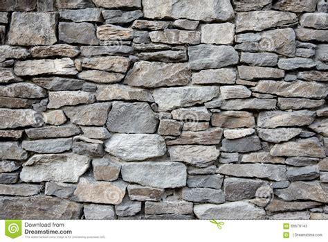How To Faux Paint A Wall mur en pierre moderne de roche de fa 231 ade photo stock