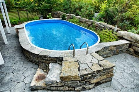 Ottawa Patio Furniture Semi Inground Pools
