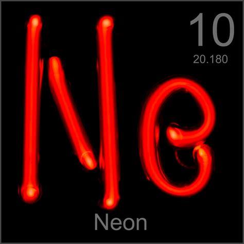 el elemento the element neon