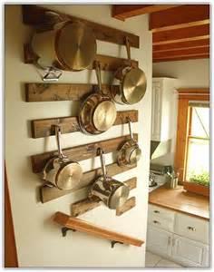awesome Kitchen Wall Mounted Racks #1: wall-mounted-pot-rack-ikea.jpg