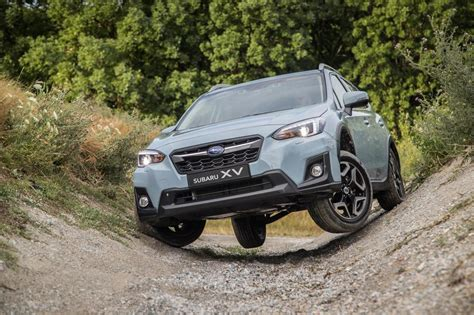 subaru xv road subaru xv 2018 review pictures auto express