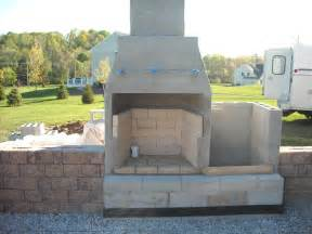 cinder block fireplace cinder block outdoor fireplace plans reanimators