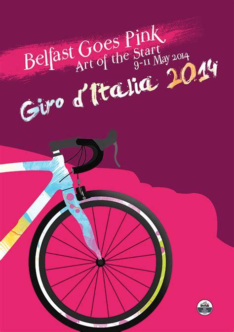 d ialia giro d italia 2014 on behance