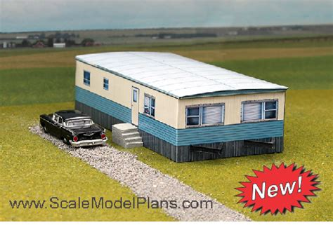 Ho Mobile Model Railroad And Diorama Trackside Plans In Ho Scale O