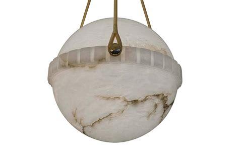 Globe For Light Fixture Swedish Alabaster Globe Light Fixture At 1stdibs