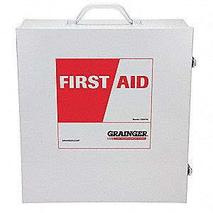wall mounted first aid cabinet empty grainger approved empty first aid cabinet wall mount metal
